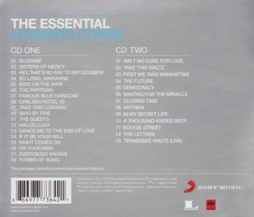 The Essential Leonard Cohen [2 CD]