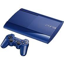 Console PS3 Super Slim 500 GB Azurite Blue - Limited Edition [Importación Inglesa]