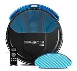 Rowenta robot de aspiration Smart Force Essential Aqua rr6971wh, Noir / Bleu foncé