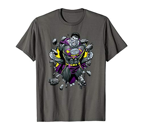 Superman Bizzaro Breakthrough T Shirt