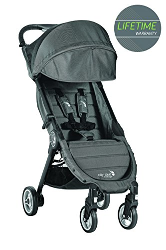 Baby Jogger City Tour - Silla de paseo plegable y multifuncional, color denim