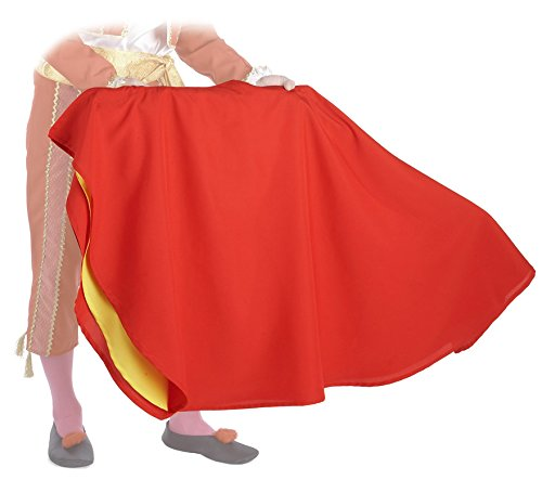 Muleta Taurina Capote Torero 160x85cm adultos