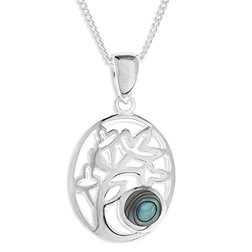 ornami-sterling-silver-and-abalone-pierced-out-family-tree-pendant-on-chain-of-46cm