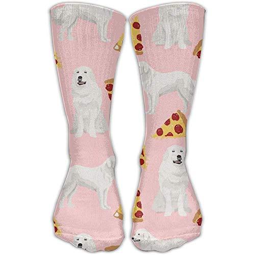 Pizza Fashion Warm Winter Socks Cotton Crew Socks One Size for Women and Men(30cm) ()