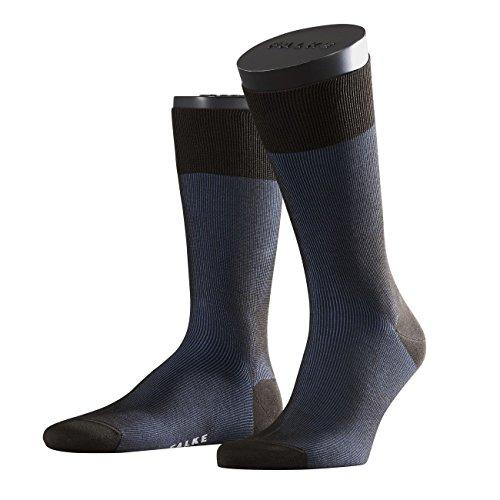 Preisvergleich Produktbild Falke City Herren Socken Fine Shadow 3er Pack, Größe:39/40;Farbe:Brown (5933)