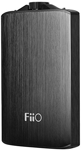 FiiO A3BK Portable Headphone Amplifier