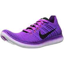 Nike Wmns Free Rn Flyknit, Zapatillas de Running Para Mujer