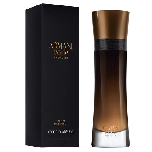 Giorgio Armani Code Profumo, Uomo, 100 ml