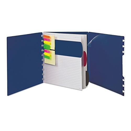 Ampad Nachfüllblätter für Ampad Versa Crossover Notebook Notizbuch navy (Versa-notebooks)