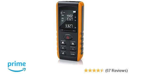 Tacklife Entfernungsmesser Kaufen : Brandson m laser entfernungsmesser amazon elektronik