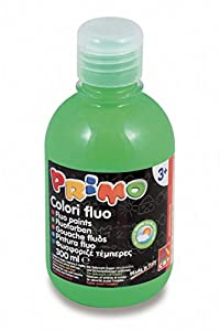 PRIMO 255tf300 610 - temperafarbe, 300 ml, Color Verde