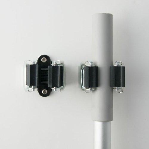 13 15 26 gertehalter fr 35mm 5 st qualittsprodukt made in germany kostenlose lieferung. Black Bedroom Furniture Sets. Home Design Ideas