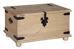 Mercers Furniture Corona Blanket Box Single Trunk