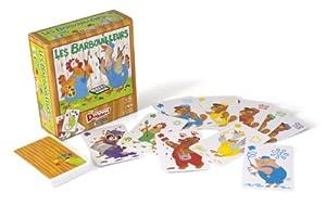 Drôles de Juegos-412301-Les Barbouilleurs-Juego de Tarjetas