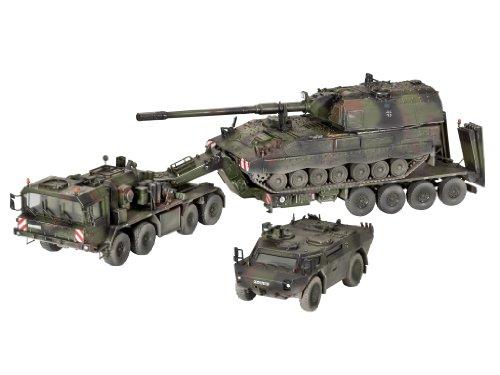 Revell 3204 - Elefant Set mit Fennek und Panzerhaubitze 2000