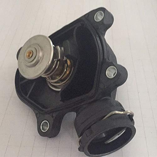 KNOSSOS Gruppo termostato radiatore Olio per BMW 3 Serie E87 E90 / Cambio Automatico - Nero