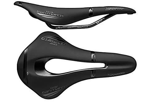 San marco shortfit open fit dynamic black 144 - Selle San Marco