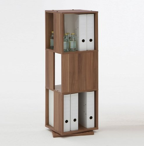 OFFICE STORAGE TOWER: Revolving ...