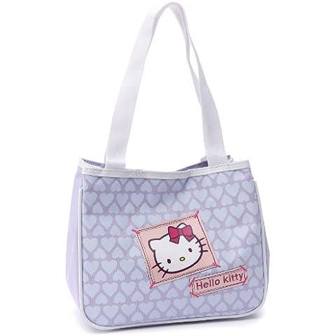 Hello Kitty - HGO63190 - escuela - Cesta Mini - Girly - Purple [Importado de Francia]