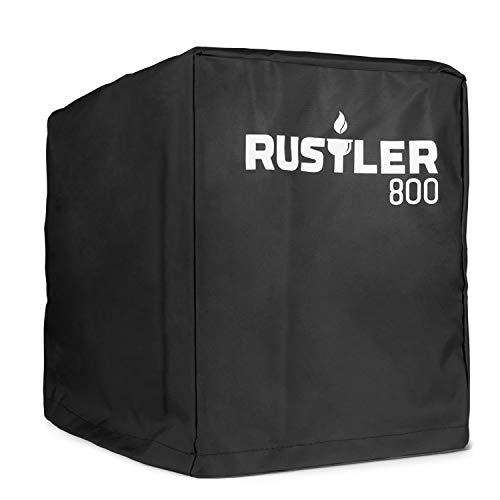 Rustler 800 Abdeckhaube, schwarz