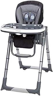 Baby Trend MUV 6-in-1 Custom Dining Chair, Black, Pack of 1