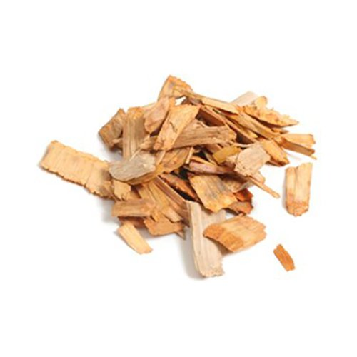 Callow Retail Large 3 Litre BBQ Smoking Wood Chips, For BBQ and BBQ Smokers (Hickory)