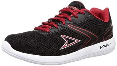 Power Men's Nixon Red Running Shoes-7 UK/India (41 EU) (8395069)