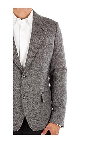 G2BY9TFM3CHS8030 Dolce&Gabbana Homme Laine Gris Gris