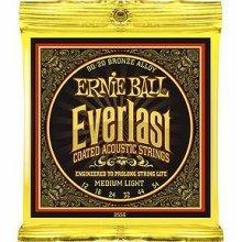 ernie-ball-2556-everlast-coated-acoustic-strings-12-54-medium-light-80-20-bronze-2-packs