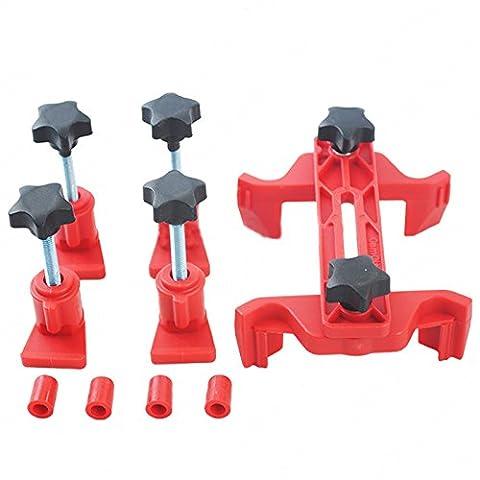 fireangels 5-teiliges/Set Master Universal Single Twin Quad Cam Klemme Sperren Timing Tool Kit Nockenwelle