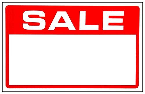 Dozili Vente Retail Store Vente réutilisables marqueur Message Signs 12\
