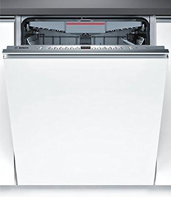 Bosch Serie 4 SME46MX03E lavavajilla Totalmente integrado 14 cubiertos A++ - Lavavajillas (Totalmente integrado, Tamaño completo (60 cm), Acero inoxidable, Botones, 1,75 m, 1,65 m)