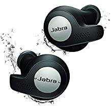 Jabra Elite Active 65t In-Ear Wireless Bluetooth Sports Earbuds and One Touch Amazon Alexa Built In - Titanium Black
