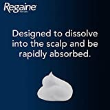 Regaine For Men Extra Strength Scalp Foam - Scientifically Proven To Help Stop Hereditary Hair Loss - Minoxidil Foam for Hair Regrowth - 73ml