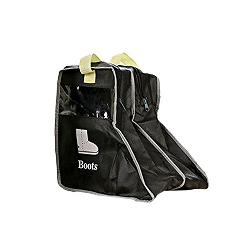 good01 Portable Dust-proof Boots Shoes Bag Organizer Storage Bag Protector Container