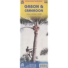 Cameroon & Gabon : 1/1 500 000 - 1 950 000