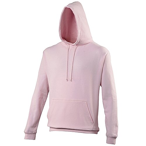 Pullover College Hoodie - 46 Different Colours Available Moondust Grey