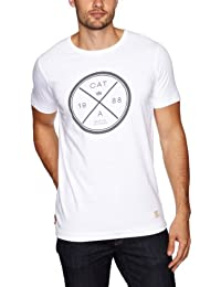 Weekend Offender Cat A Circle Printed Men's T-Shirt