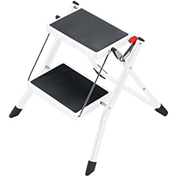 Rubbermaid Foldable Stepstool Amazon Co Uk Office Products