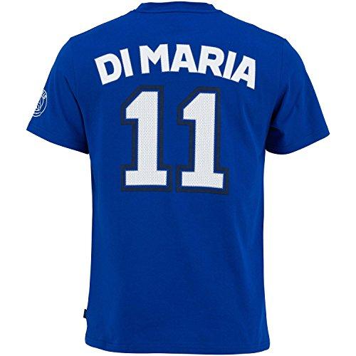 PARIS SAINT GERMAIN T-Shirt PSG - Angel DI Maria - Collection Officielle Ta.