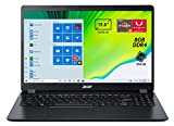"Acer Aspire 3 A315-42-R5DM Notebook con Processore AMD  Ryzen3 3200U, Ram da 8 GB DDR4, 256GB PCIe NVMe SSD, Display 15,6"" FHD LED LCD, Scheda Grafica AMD  Radeon Vega 3, Windows 10 S Home, Nero"