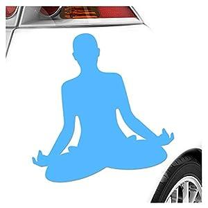 Yoga Aufkleber Günstig Online Kaufen Fachmarkt Autoteilede