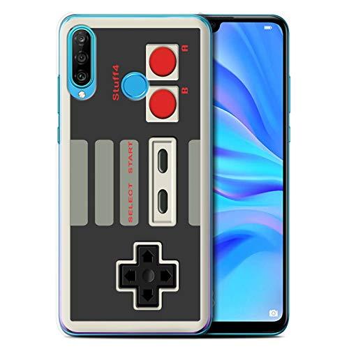 eSwish Coque de Coque pour Huawei P30 Lite 2019 / Nintendo Design/Console (Jeux vidéo) Collection