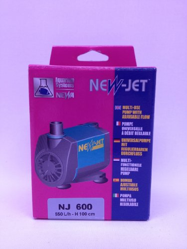 Underworld New Jet NJ600 1