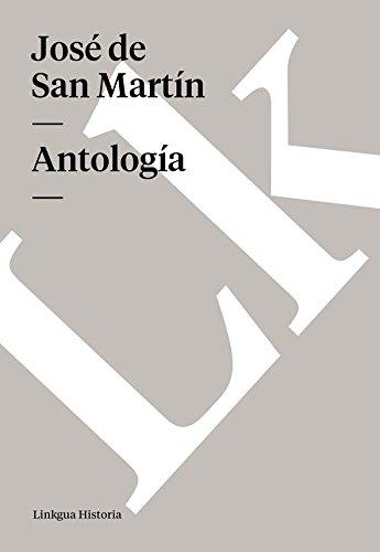 Antología (Memoria) por José de San Martín