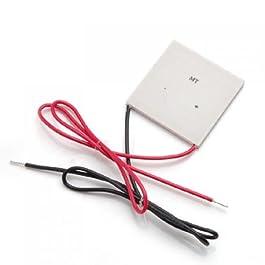 dispositivo di raffreddamento termoelettrico Peltier – TOOGOO(R) 100W TEC1-12709 raffreddamento termoelettrico Peltier…