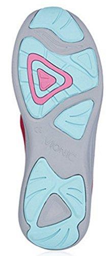 VIONIC Paire orthopédiques Hydra antidérapant en maille sur le Trainer Violet - violet
