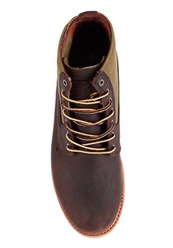 Vans Breton Boot QE26HG brown Braun