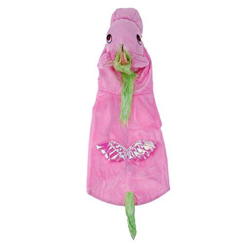 Gowind6 Halloween-Hundekleidung für Weihnachten, Niedliches Tier, in Pferdeform
