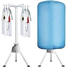 Eléctrico secador de ropa Home para interiores dormitorios toallero con ventilación Buddy Best de aire caliente